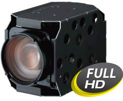 Hitachi DI-SC110 600TVL 18X IR CUT WDR 1/3 Ex-View Color CCD cctv camera