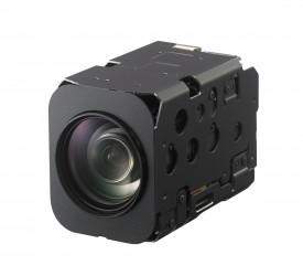 SONY FCB-EV7310 20X Zoom HD Color Block Camera
