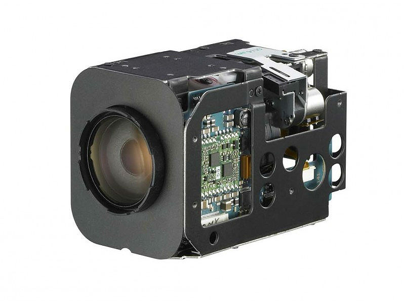 Sony FCB-EX2200P 18x Auto-Focus 670TVL Color Block Camera