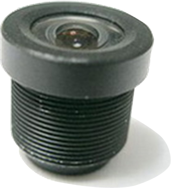 MTV1.8mm F2.0 for MTV Single Trigger Lens vehicle-mounted