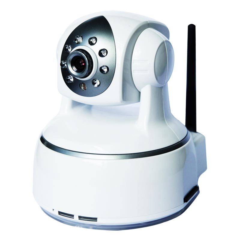 1/4 CMOS IP Camera Fixed Iris IR-CUT CCTV Camera
