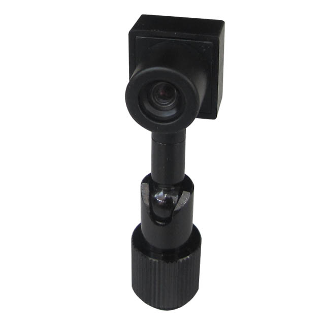 Plug and Play 360deg turning stand-90Deg view anlge wide voltage 480TVL 1/4 CMOS mini camera