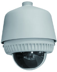 Double-layer metal Middle Dome Camera