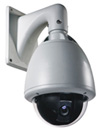 Single-layer metal Middle Speed Dome Camera