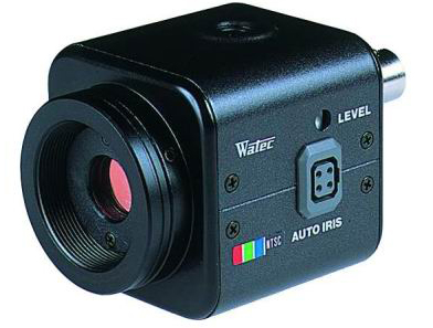 Watec WAT-621S 0.1Lux F1.2 AGC Low Illumination Color Camera
